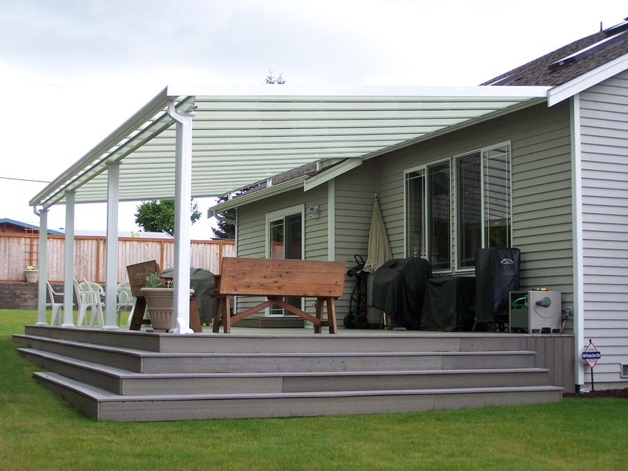 Acrylite Patio Covers Vancouver Wa Carport Covers Deck
