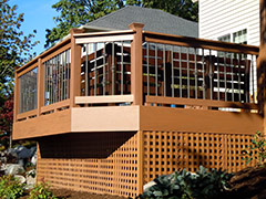 Custom Decks in Vancouver WA