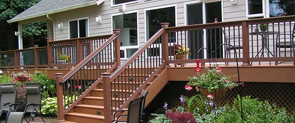 Timbertech Decking Vancouver Washington Custom Composite